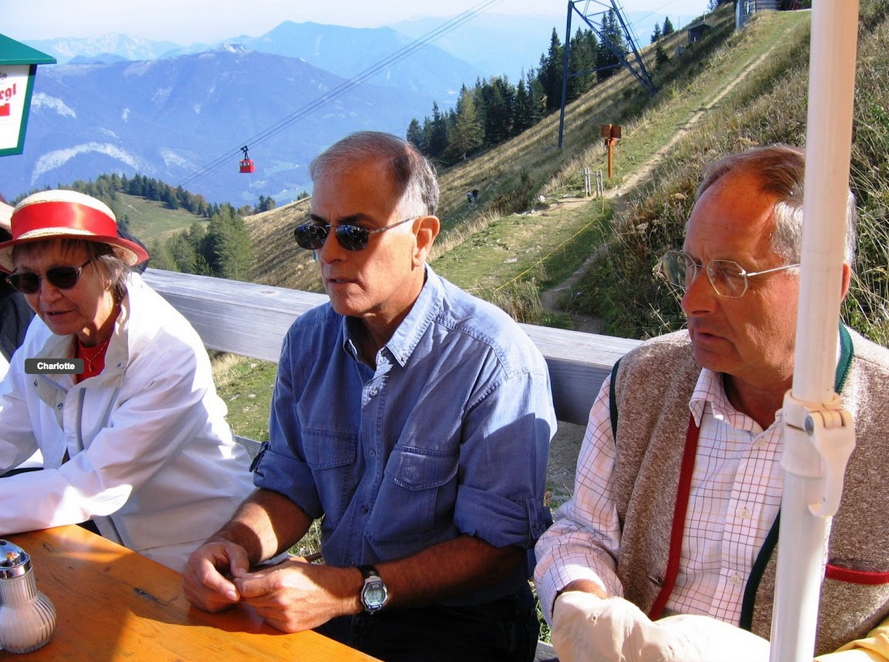 In the Alps, 2006