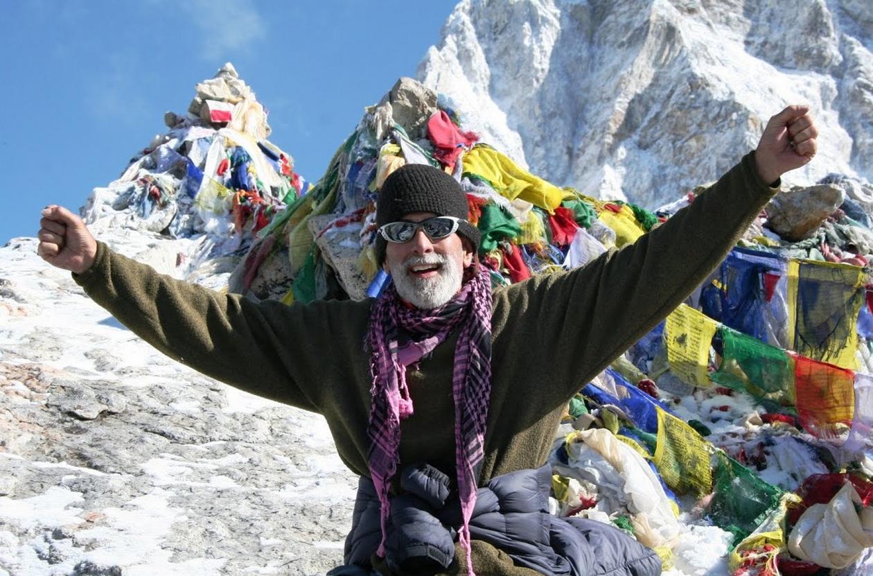 Basecamp of Mt. Everest