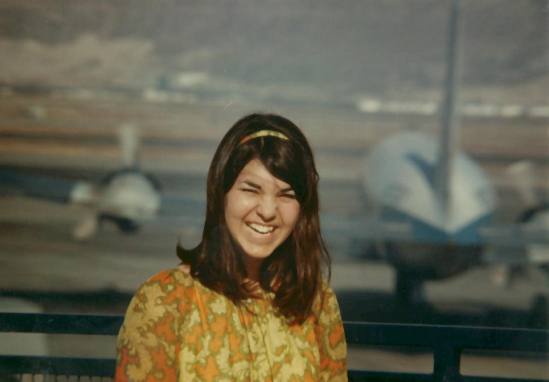 Joan Sainsbury, née Hacken