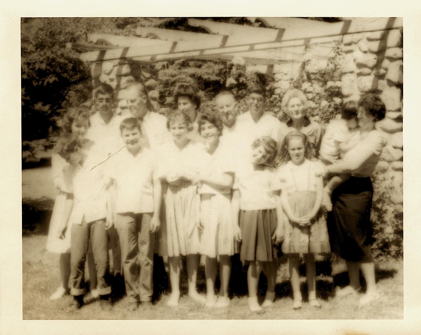 Hacken-Jones-Ogilvie Reunion, 1959