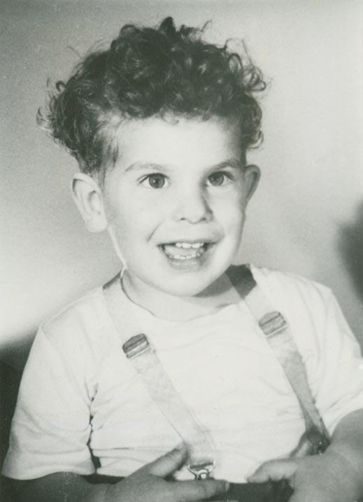 Curly-Headed Boy