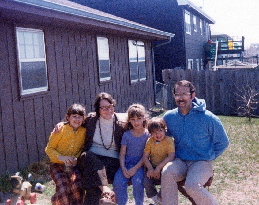 Hacken Family, 1980