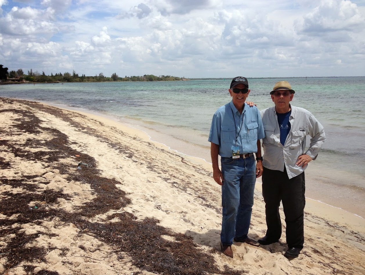 Bob and Dick at the Bay of Pigs