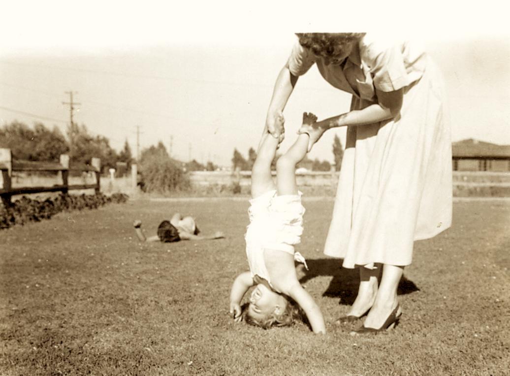 Joan Head over Heels, 1949