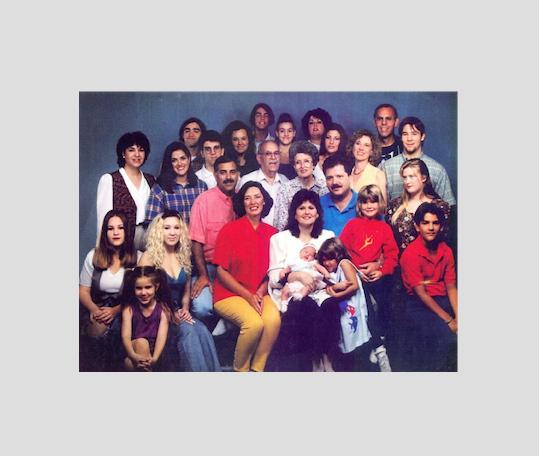 Hacken Family Gathering, 1992