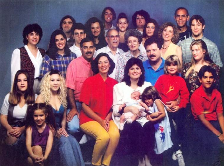 Hacken Family Descendants, 1992