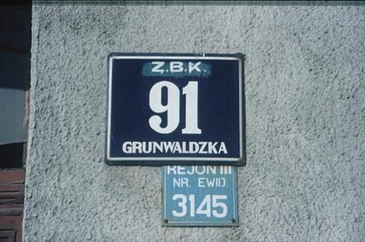 Now Grundwaldzka