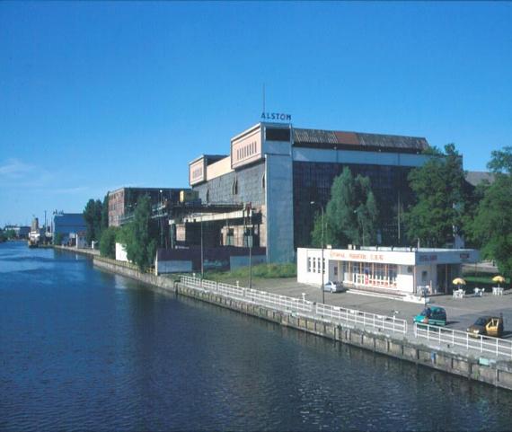 Port of Elbing/Elblag