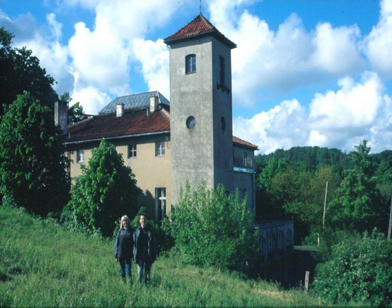 "Haffschlößchen (""Little Harbor Castle"")"