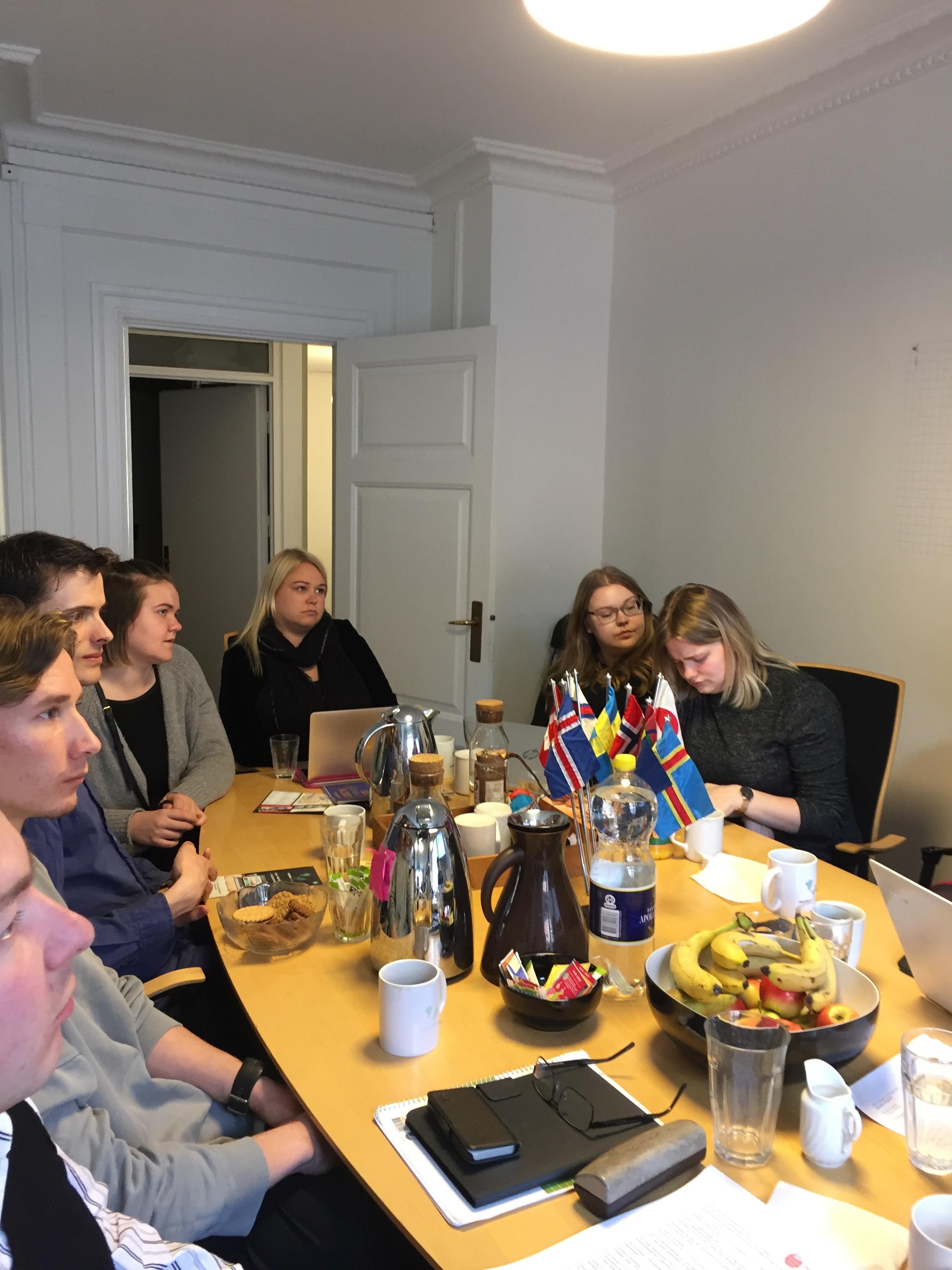 Vårmøde i København d. 15. april 2019.