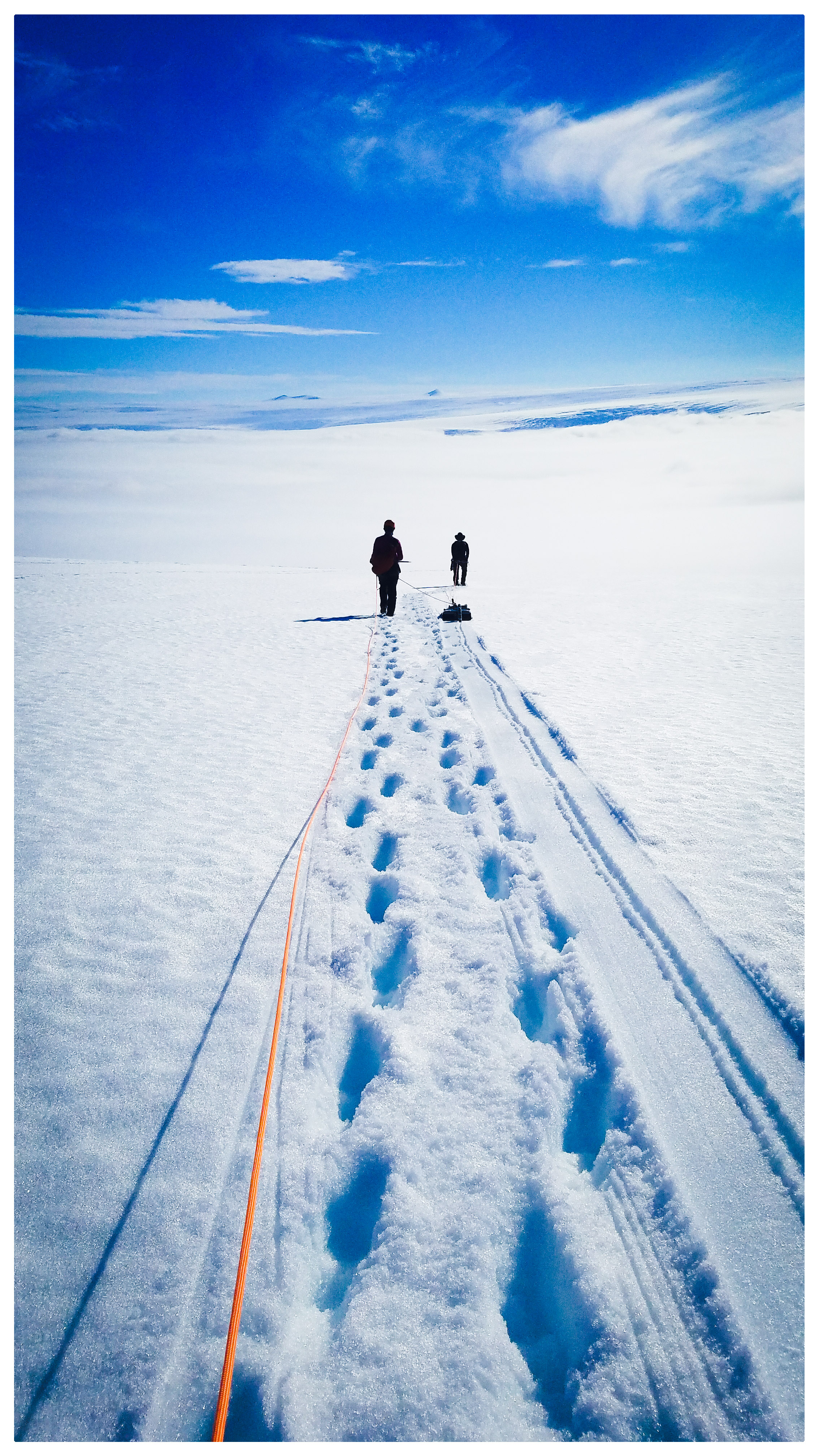 New Anomaly Discovered In Greenland Icecap In Search For Missing American Aviators