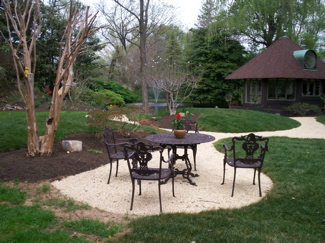 smith residence, featured in the 2007 virginia home and garden tour