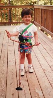 Jared,circa 1991