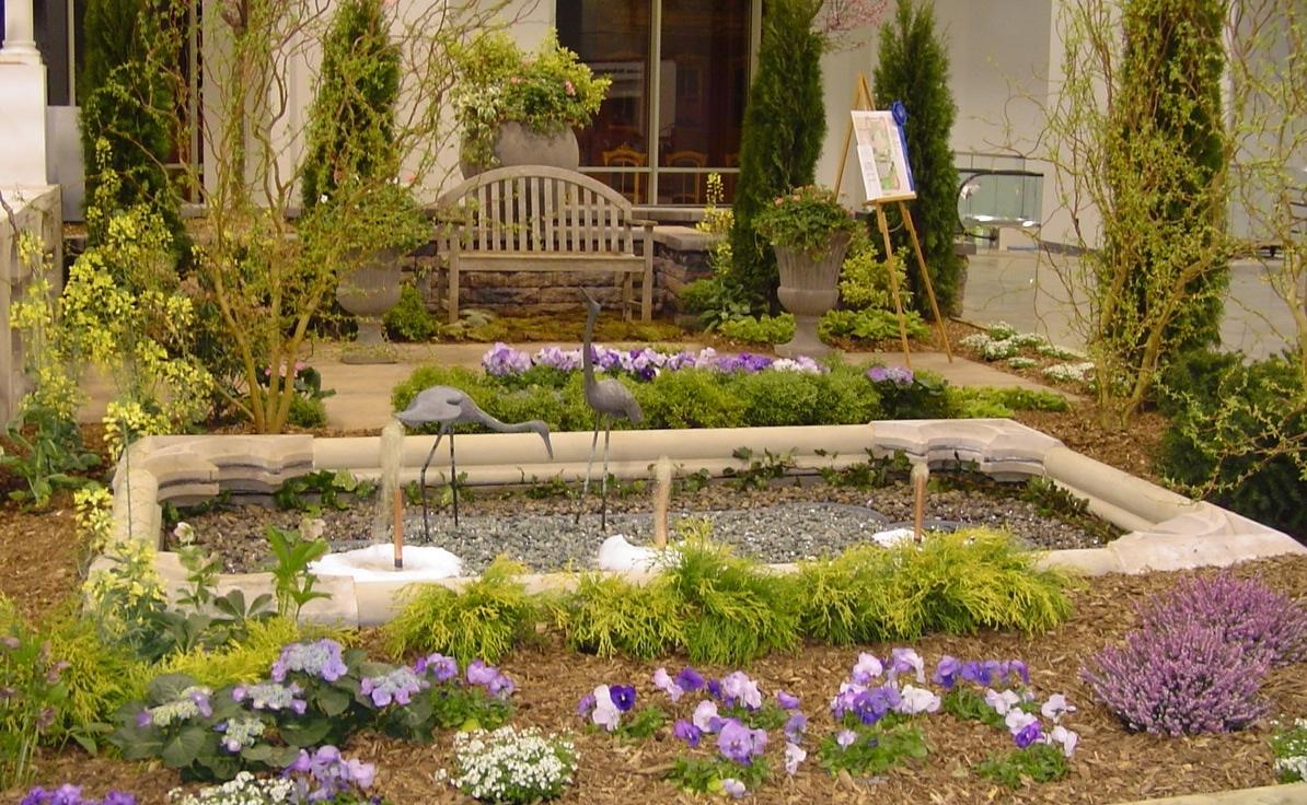 Washington Flower and Garden Show 'Excellence in Design'