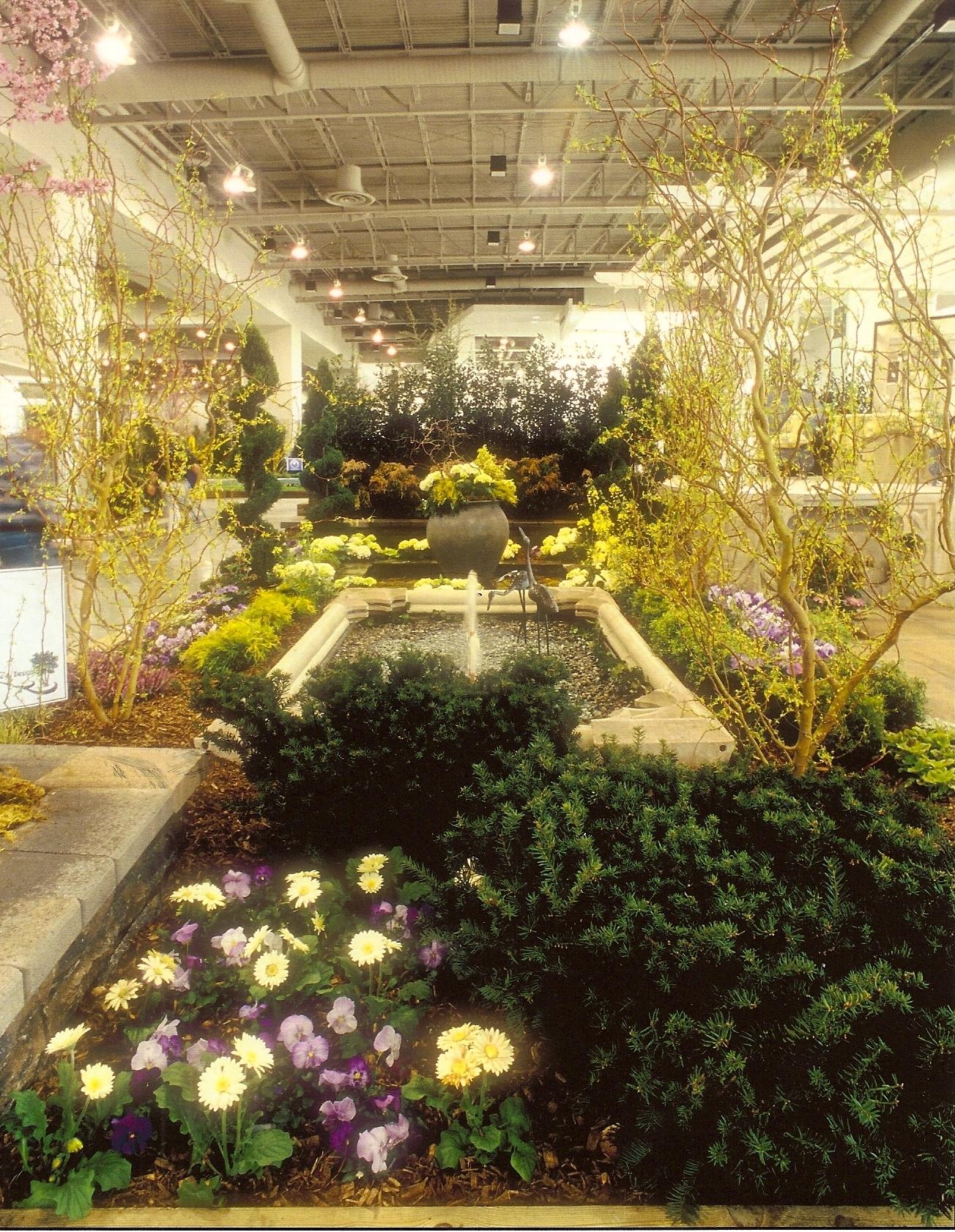 Washington Flower and Garden Show, Excellence in Design