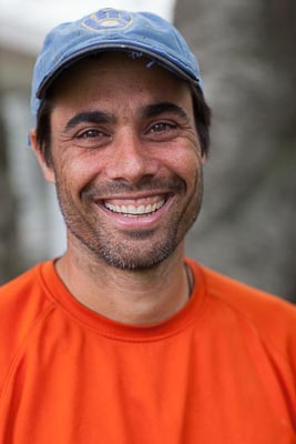 Brent Valentine, a Madison arborist and co-owner of Heartwood Tree Company.