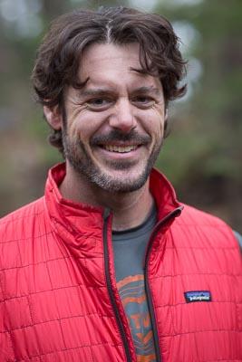 Arborist Garrett Hughes