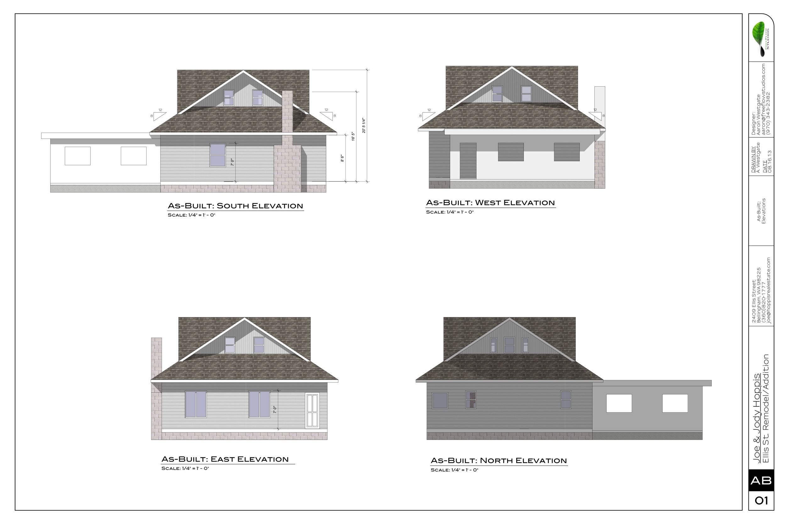Existing Residence