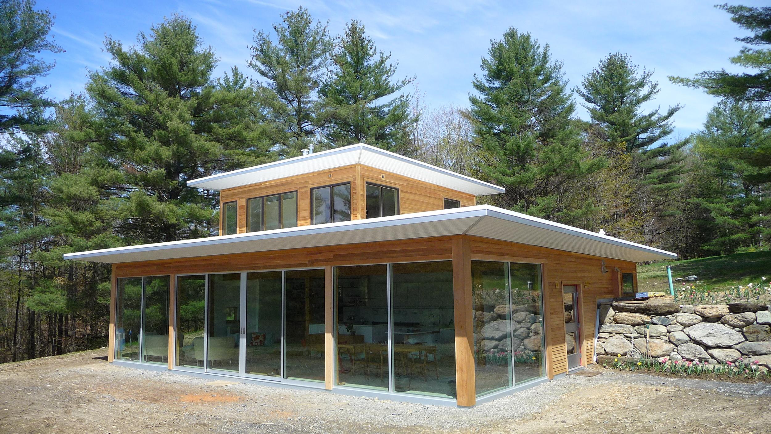 Modern Vermont (Designed & Built w/ BuzzShop)