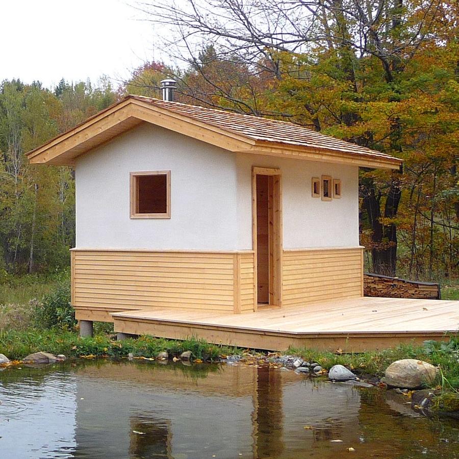 SAUNA - BUILDING