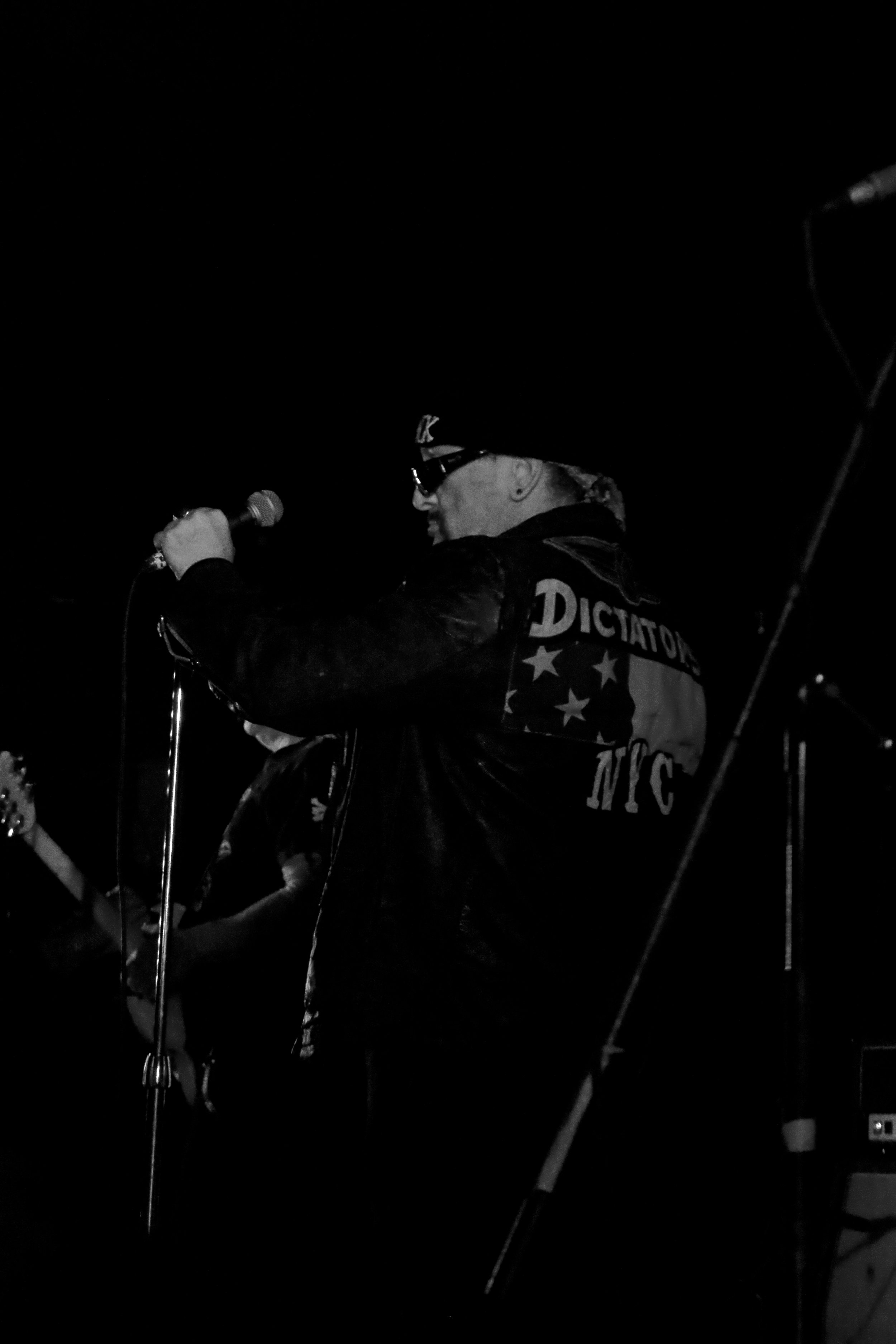 The Dictators NYC.Red 7, Austin, TX. 2014.