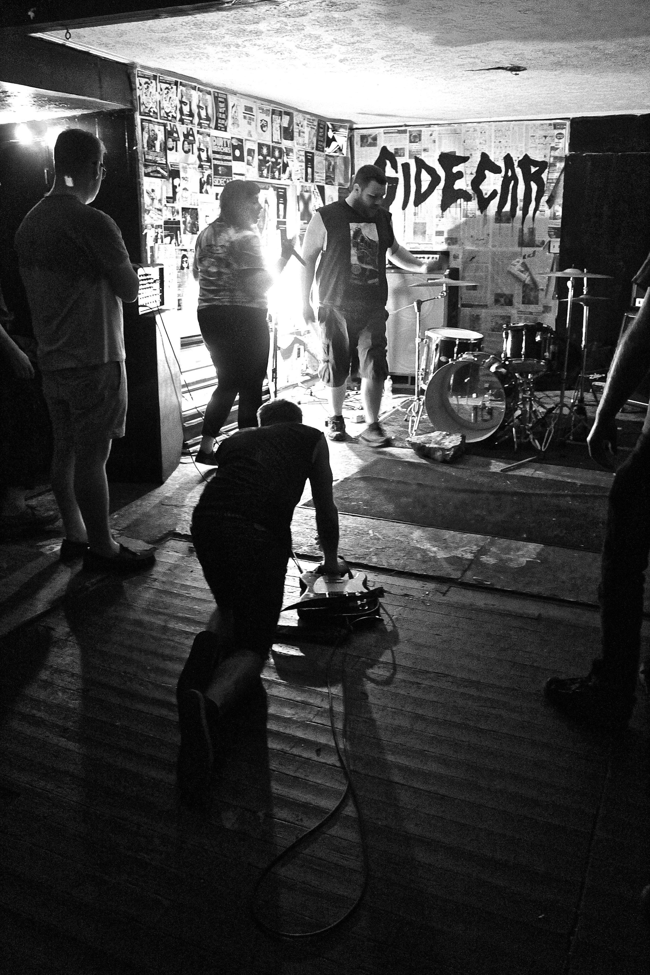 Al's Sidecar, Lexington, KY. 2013.