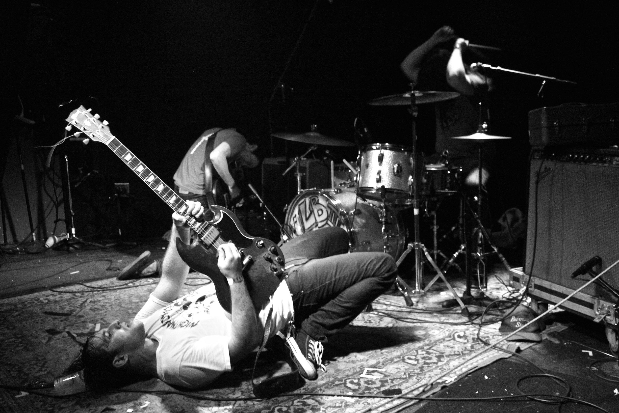 Lee Bains III & the Glory Fires. The Earl, Atlanta, GA. 2014.