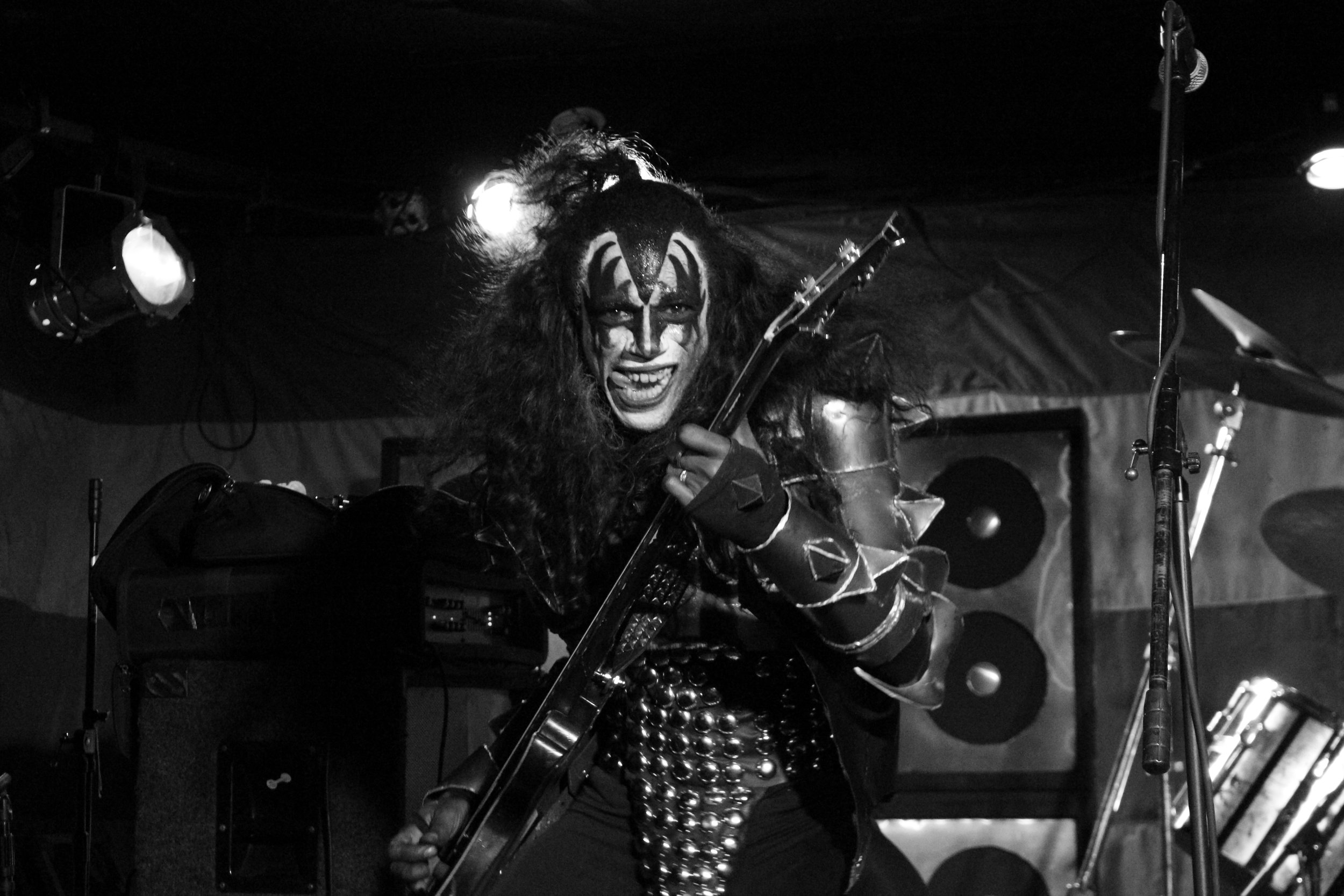 KISS Army. The Nick, Birmingham, AL. 2014.