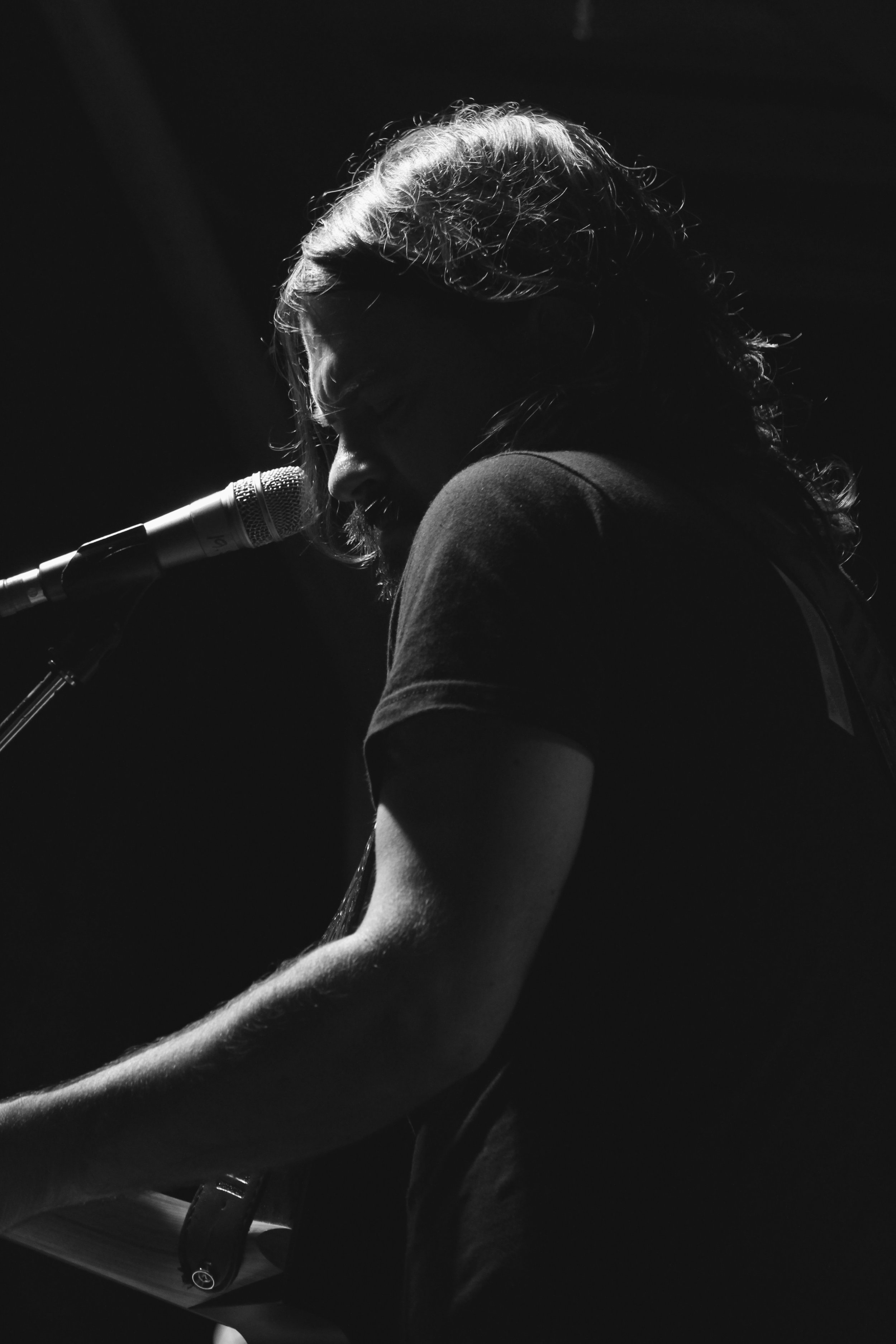 Shooter Jennings. Muddy Roots, Cookeville, TN. 2013.