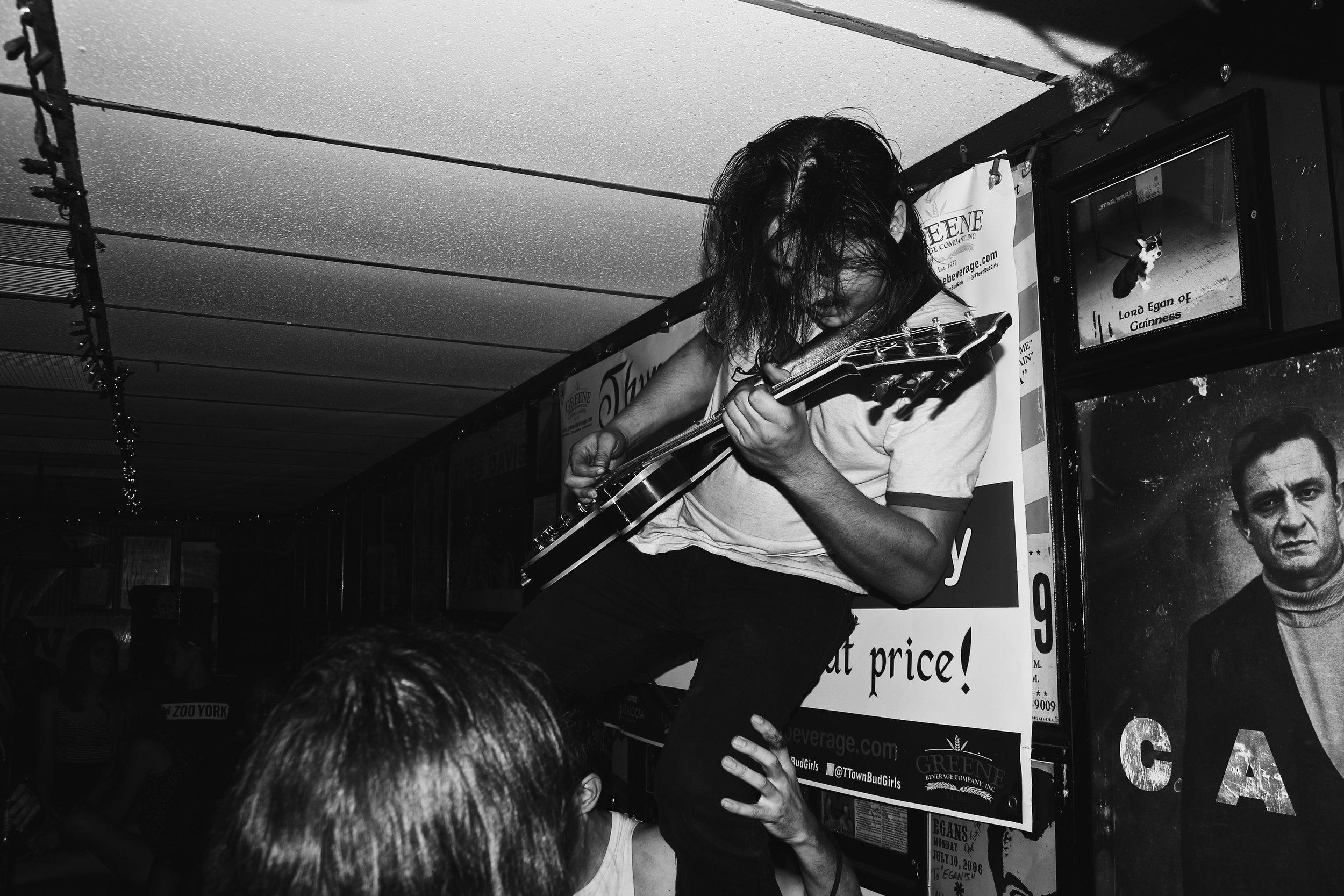 Black Willis. Egan's, Tuscaloosa, AL. 2015.