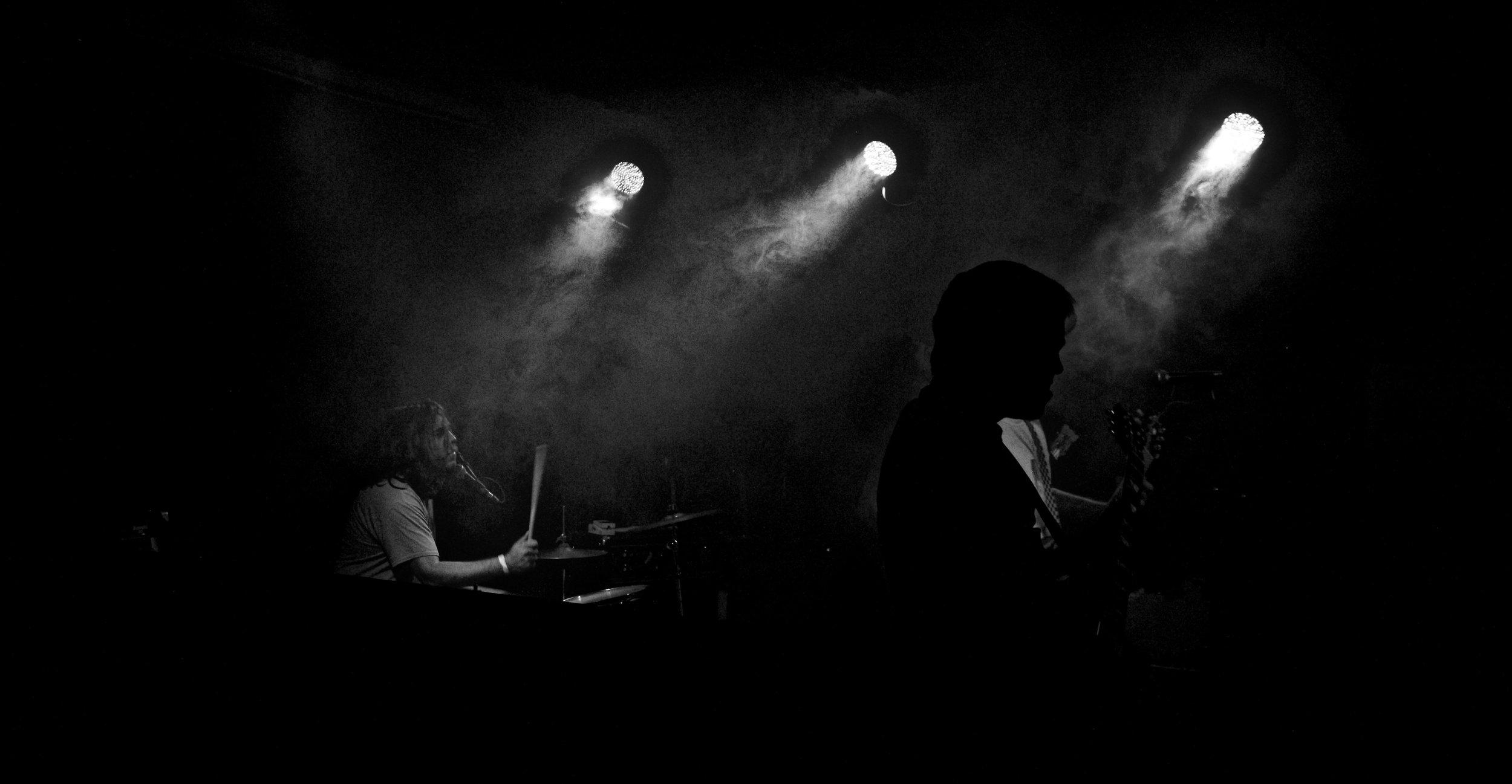 Lee Bains III & the Glory Fires. Siberia, New Orleans, LA. 2015.