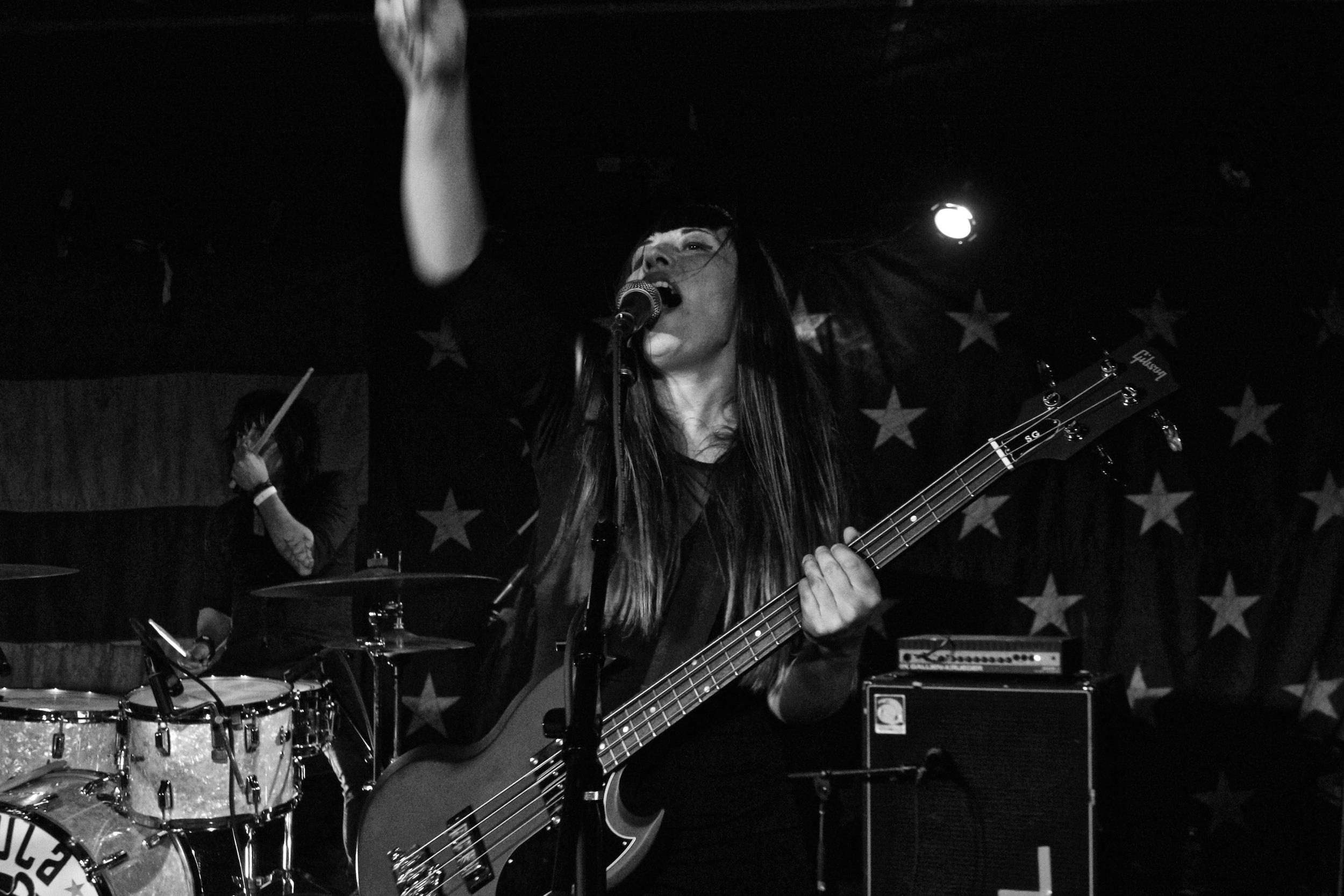 Capsula. The Nick, Birmingham, AL. 2015.