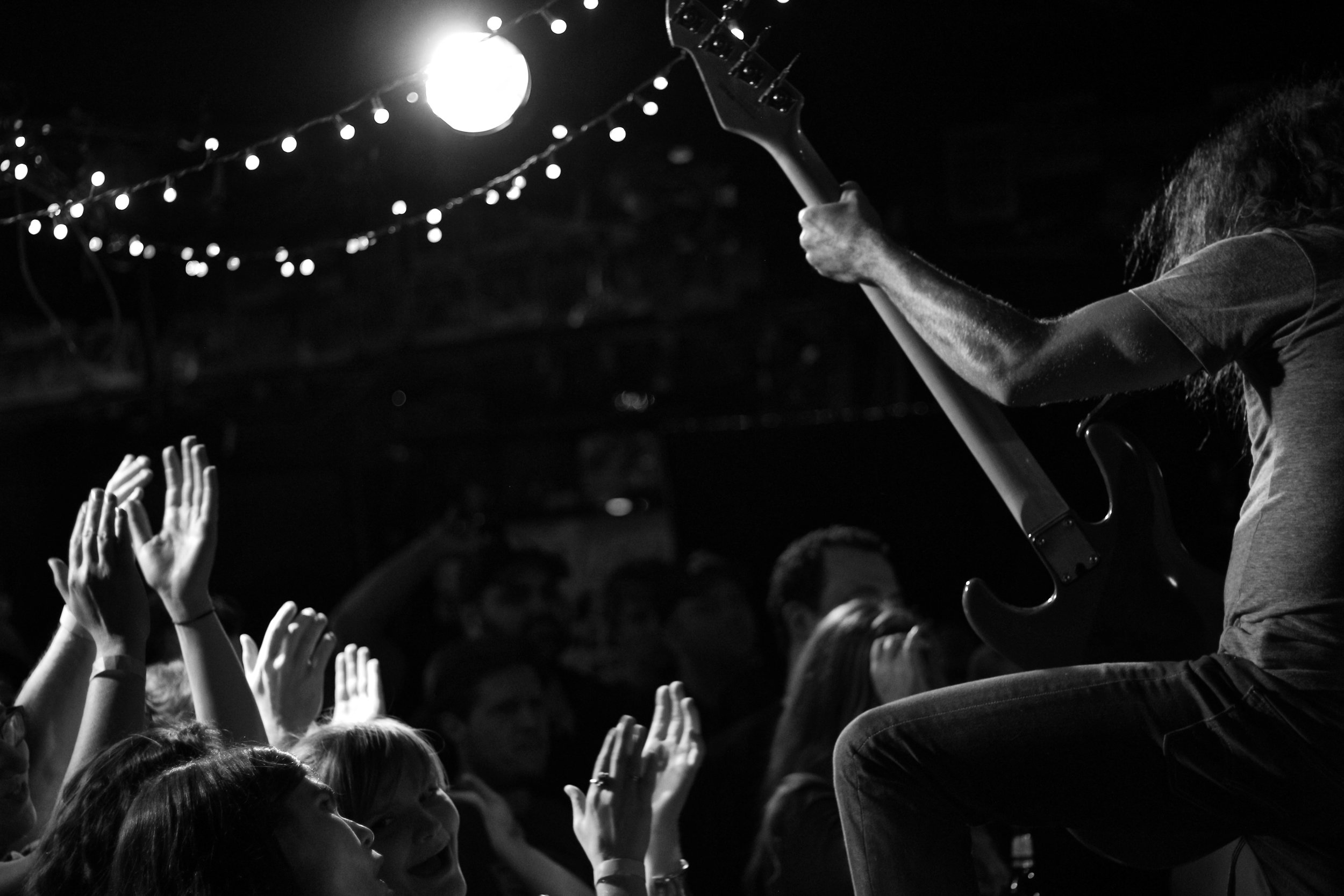 Lee Bains III & the Glory Fires. The Nick, Birmingham, AL. 2015.