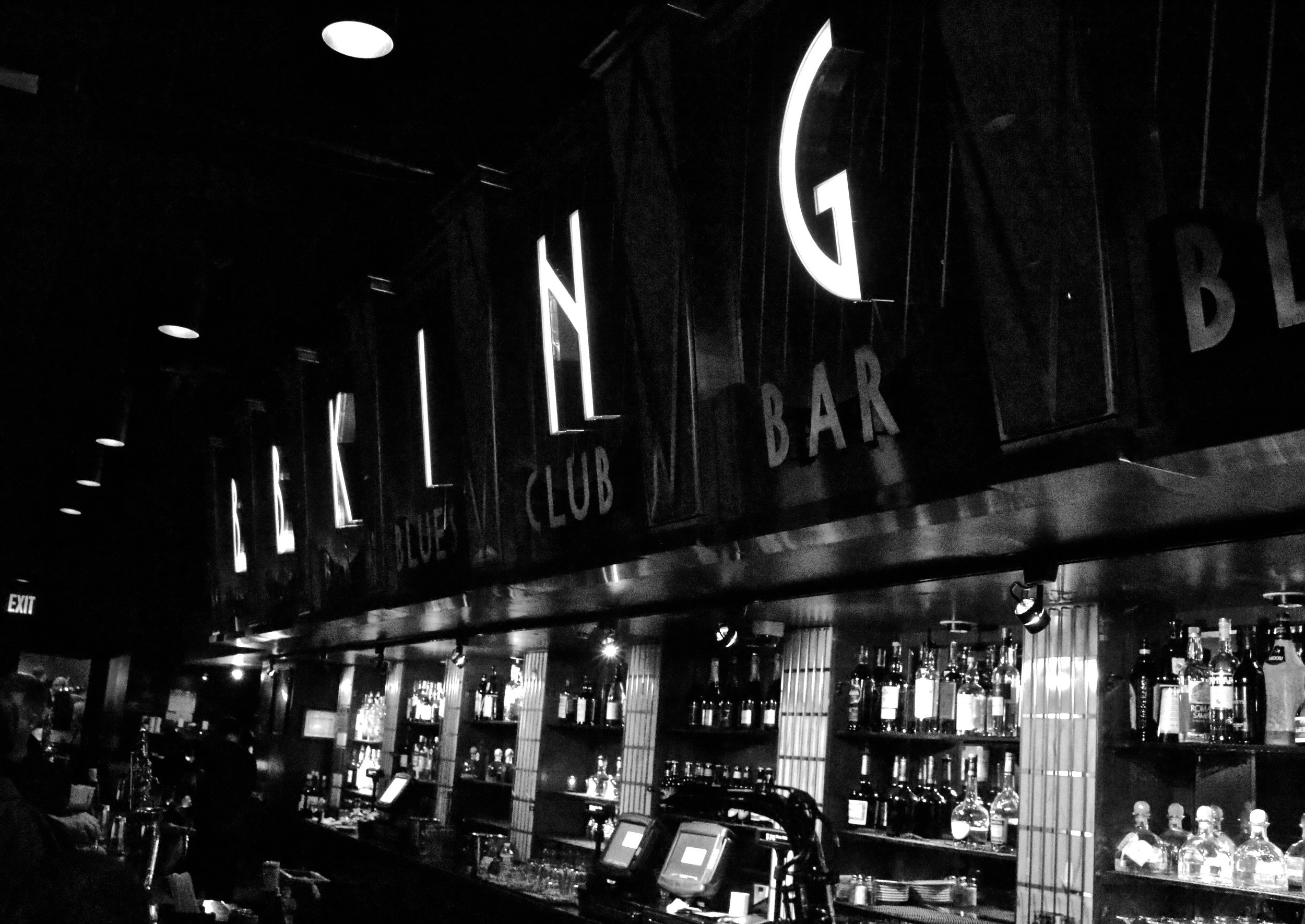 B.B. King's Blues Club, New York, NY.