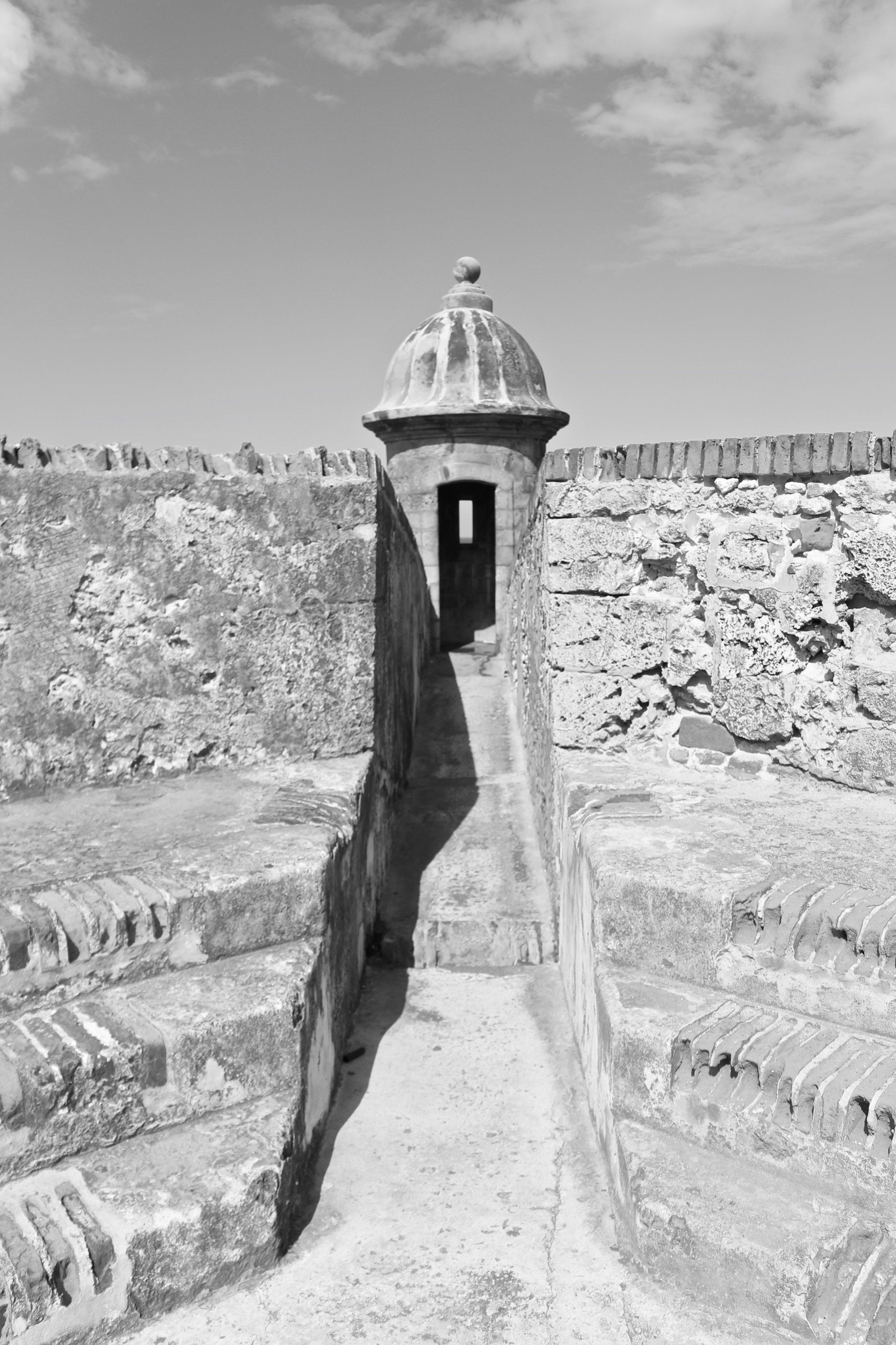Castillo San Felipe del Morro. San Juan, Puerto Rico.