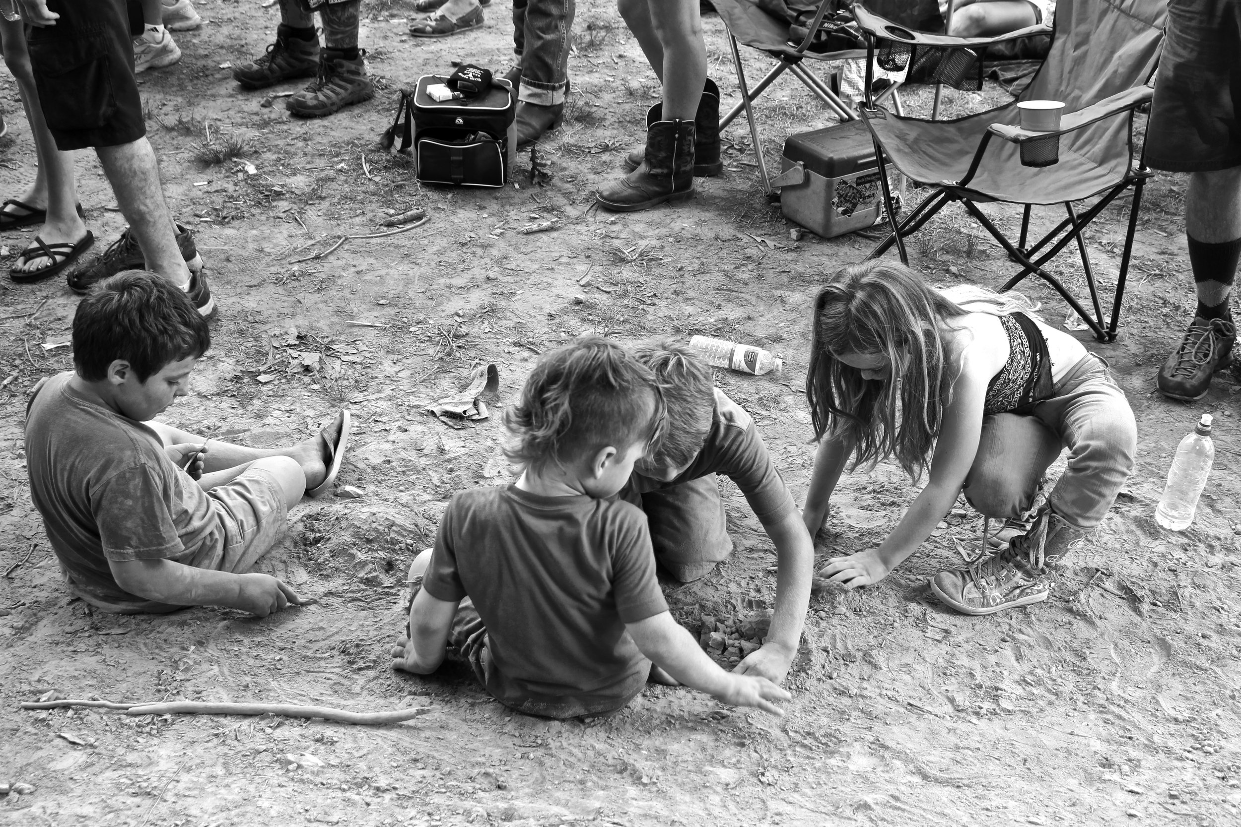 Children of Muddy Roots