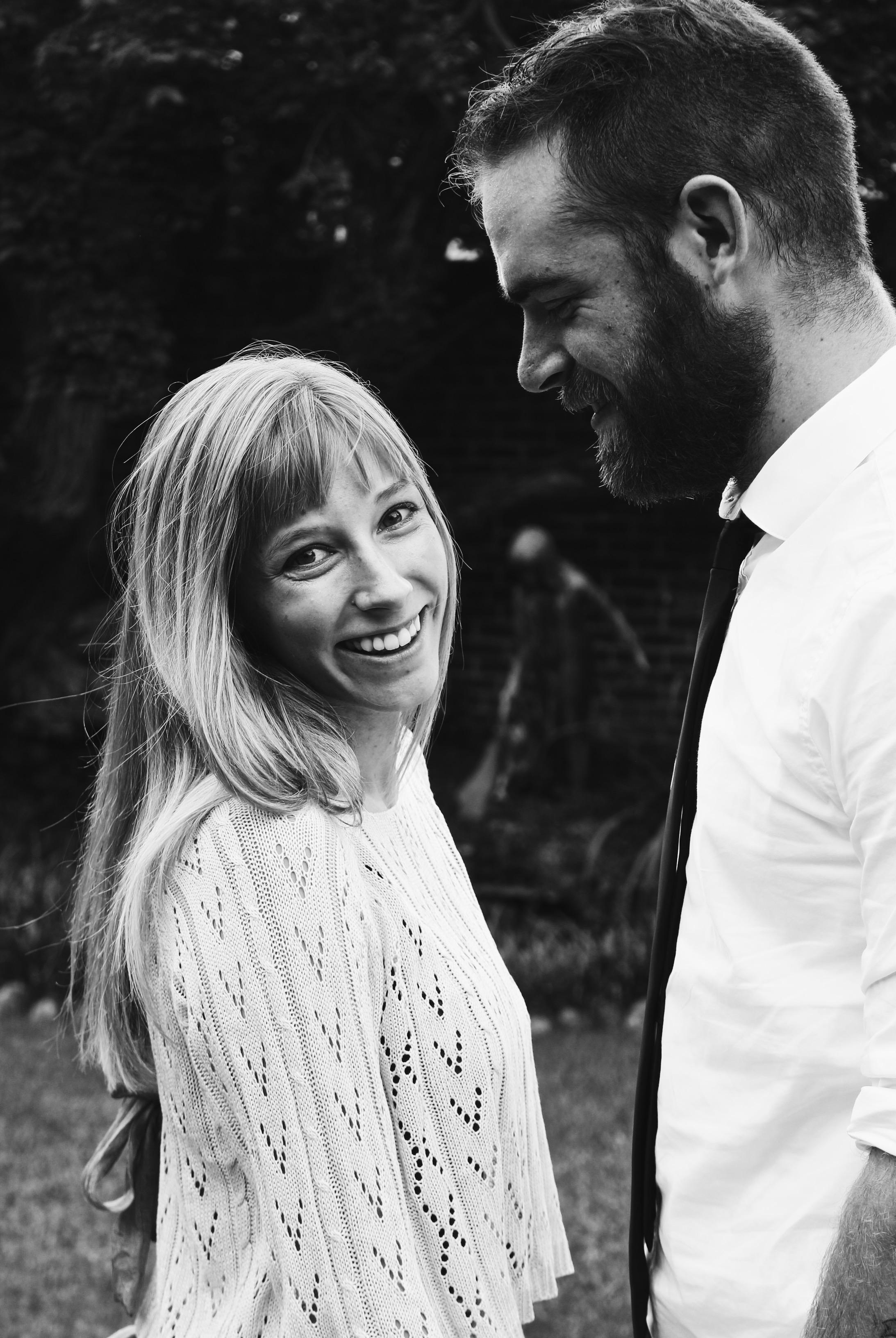 Jeff & Julie.