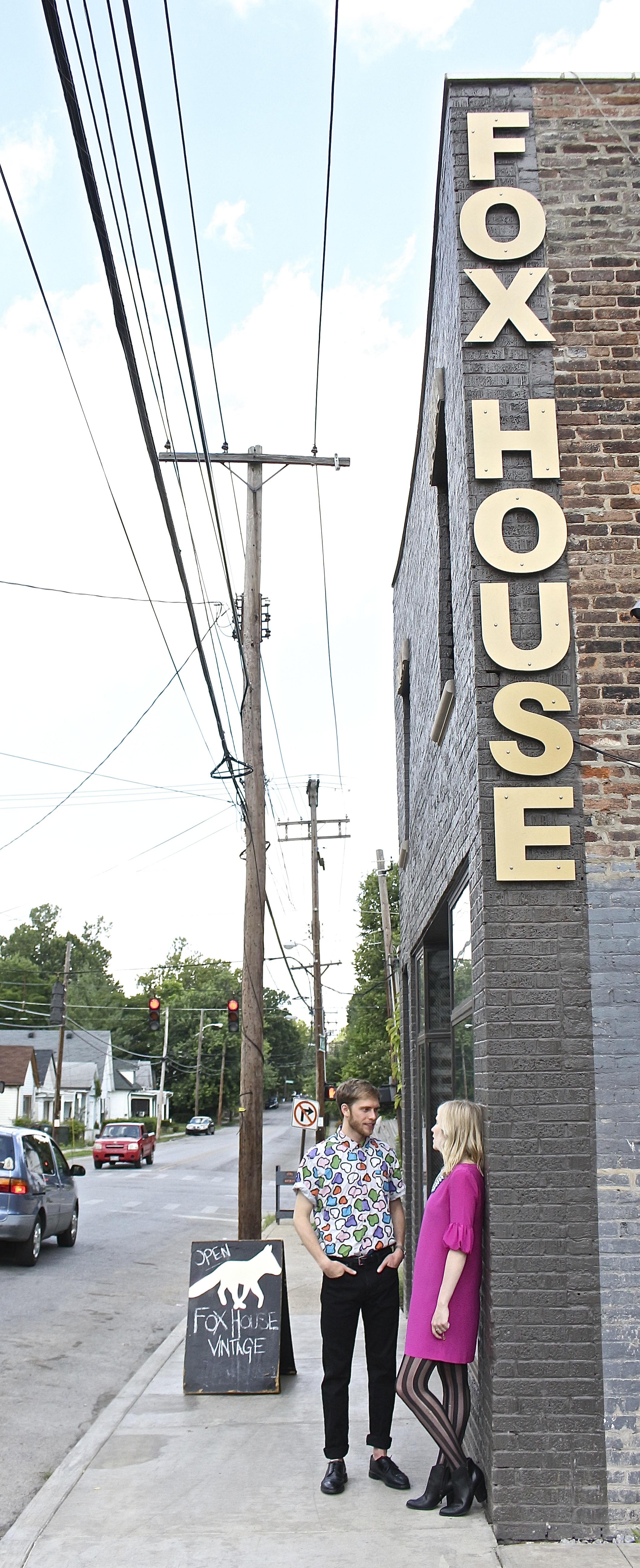 Foxhouse Vintage