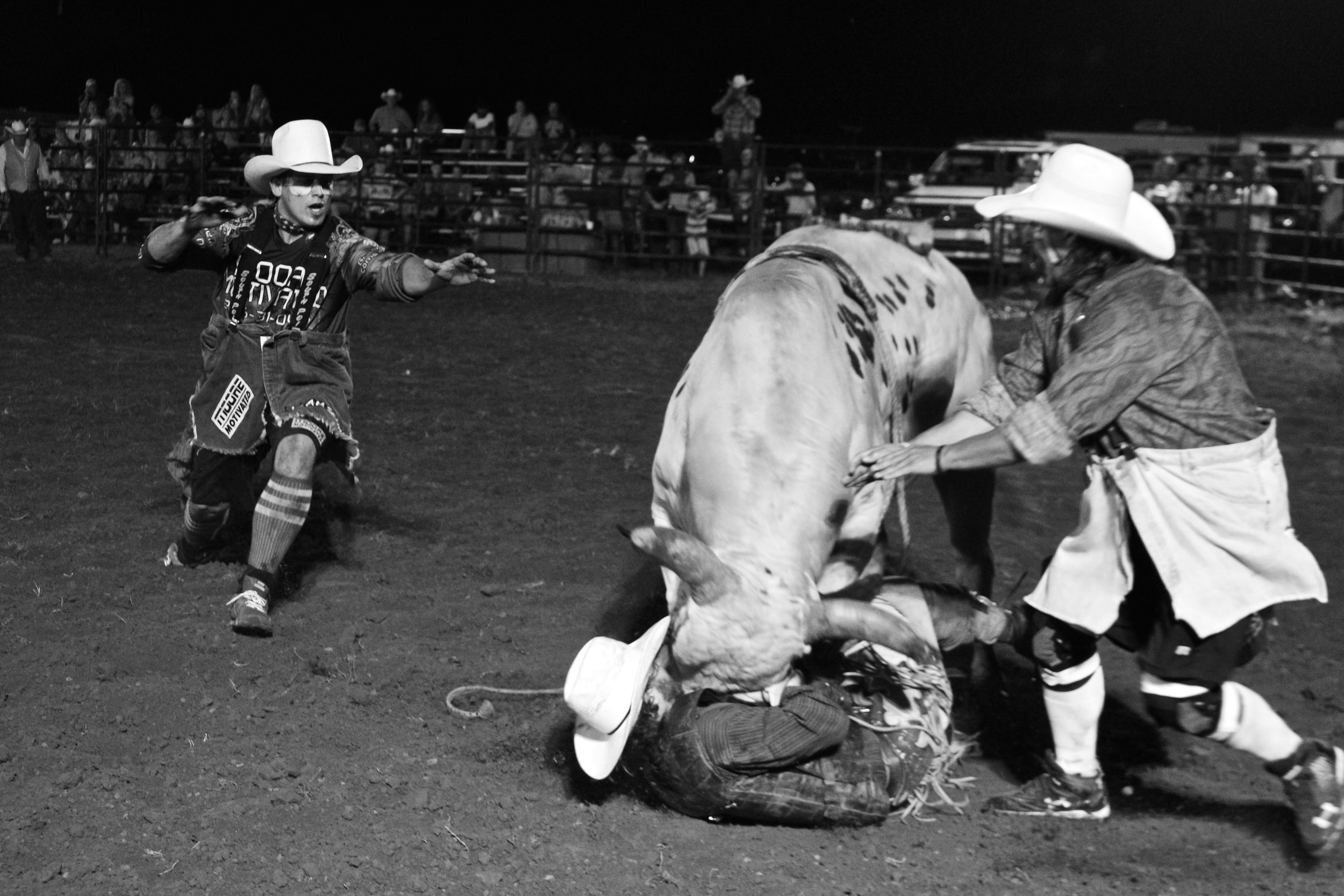 The Cooper Farms Rodeo, Wilsonville, AL.