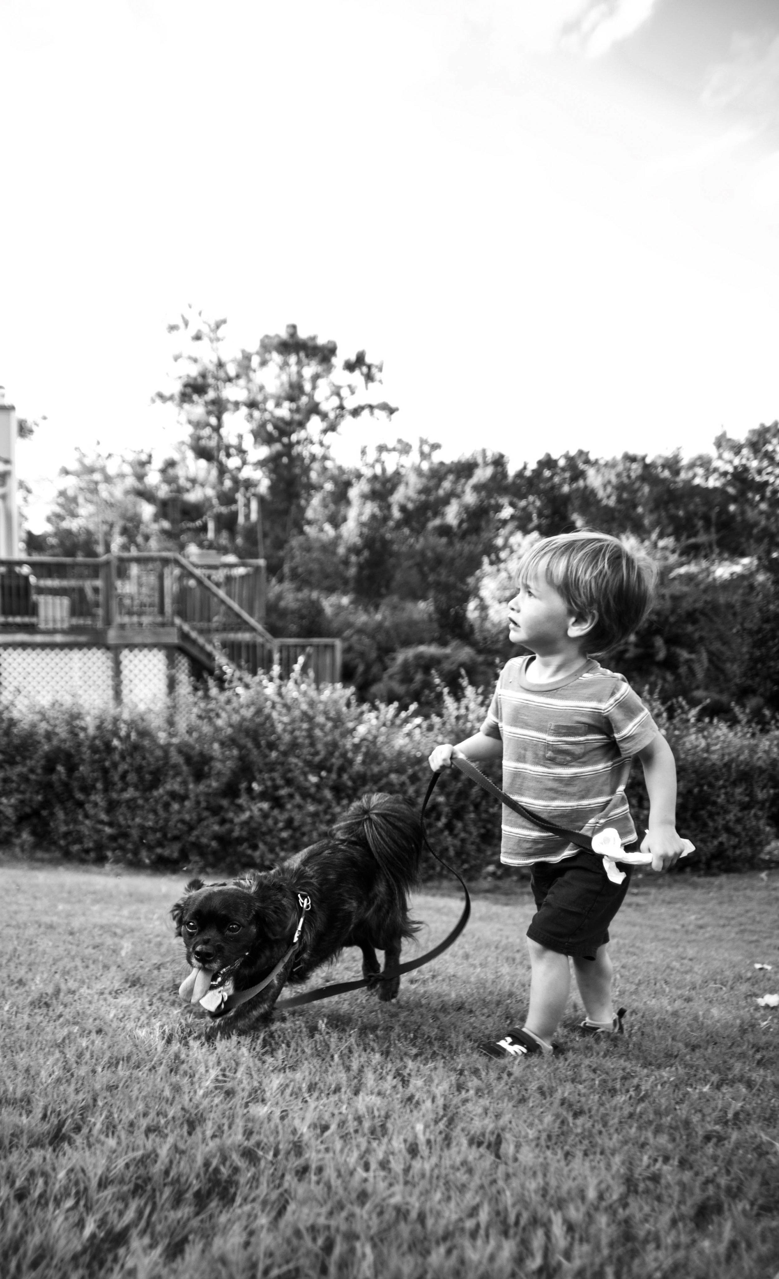 Presley & Connor.