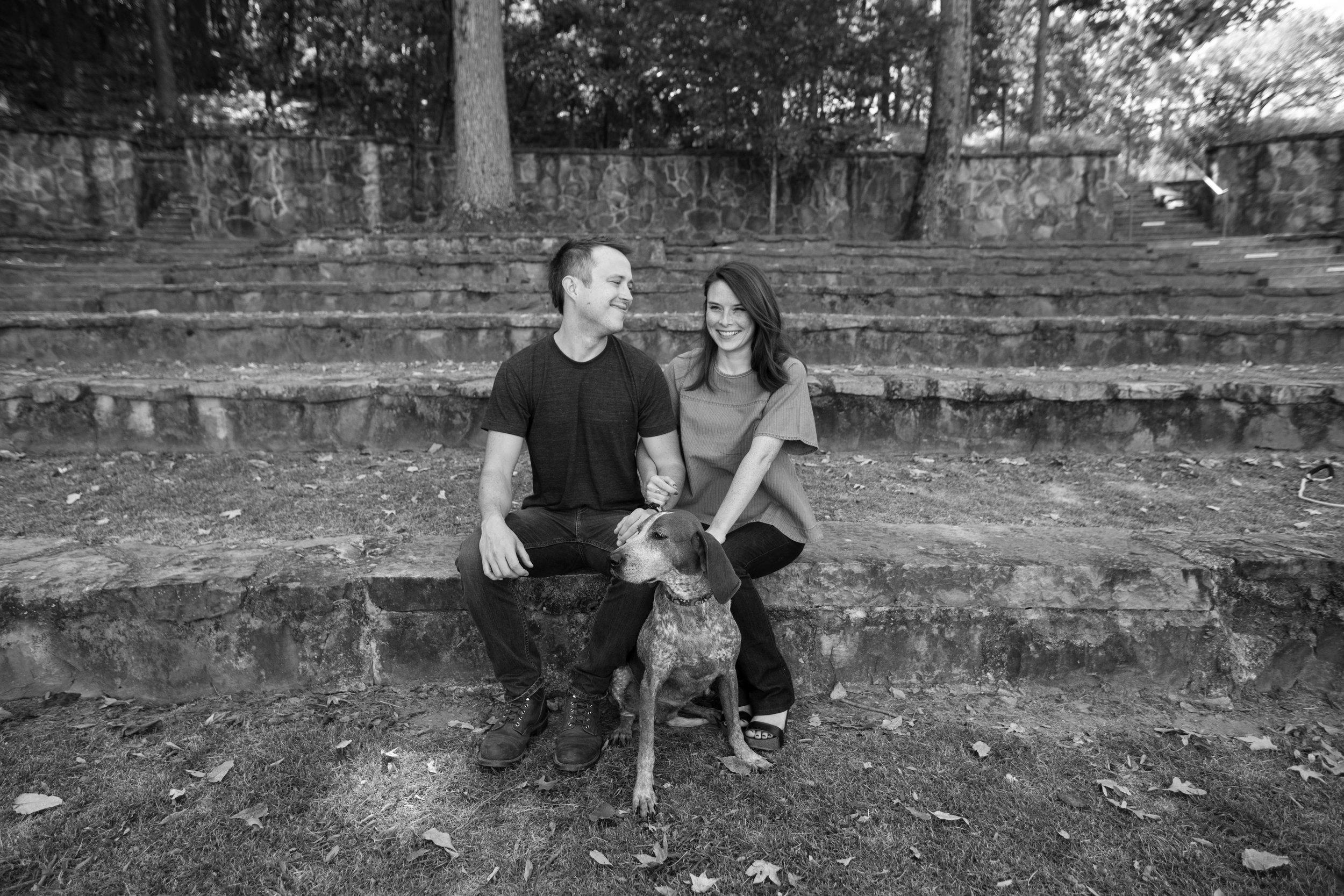Eric & Katie.