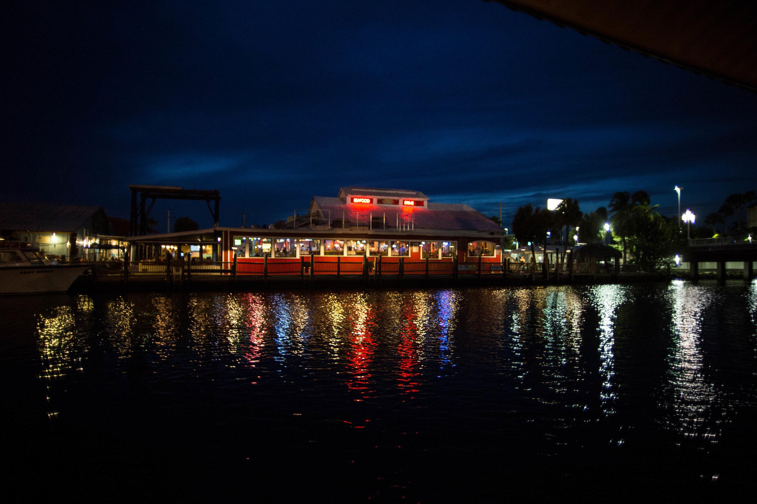 Tin City, Naples, FL.