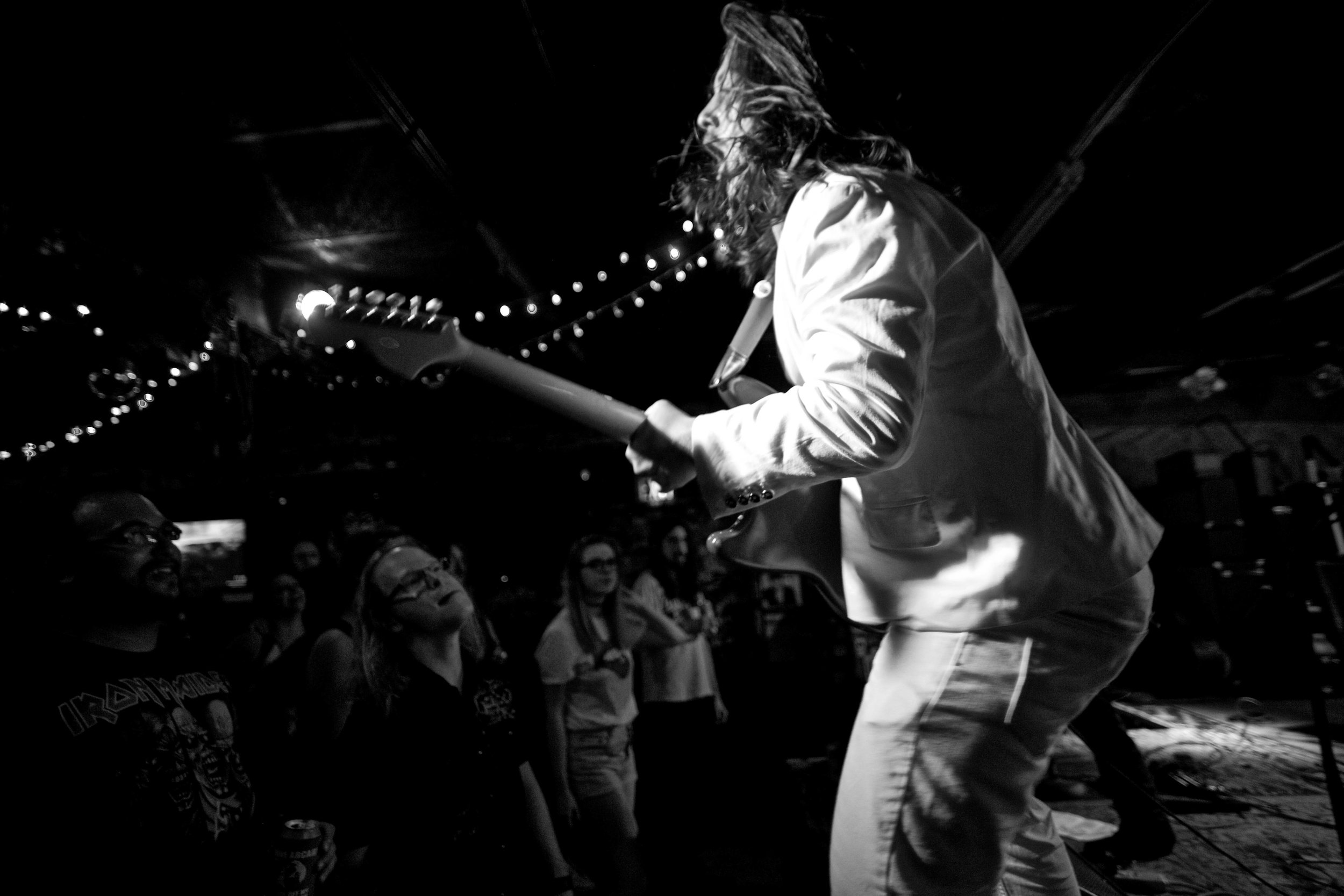 King Magnum. The Nick. Birmingham, AL. 2016.