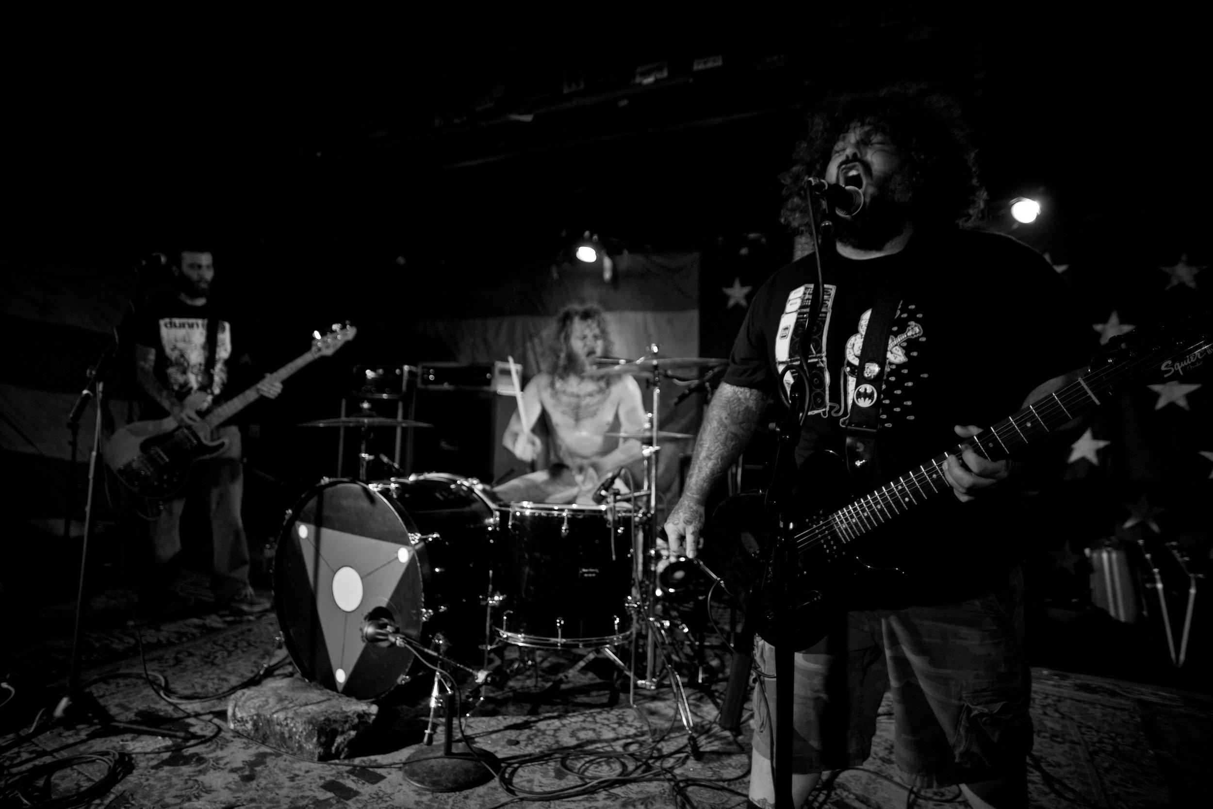 Hexxus. The Nick. Birmingham, AL. 2016.