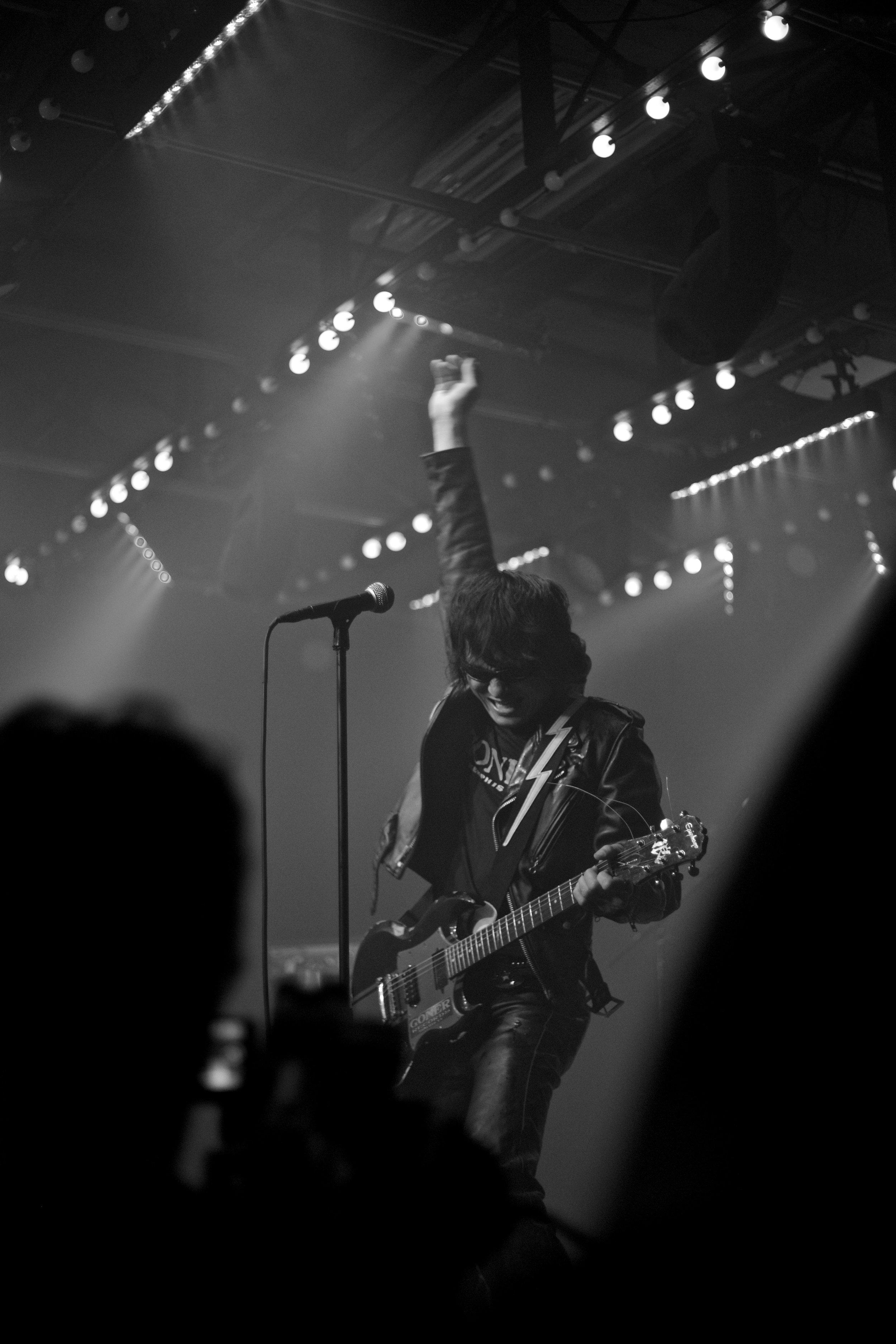 Guitar Wolf. Saturn. Birmingham, AL. 2016.