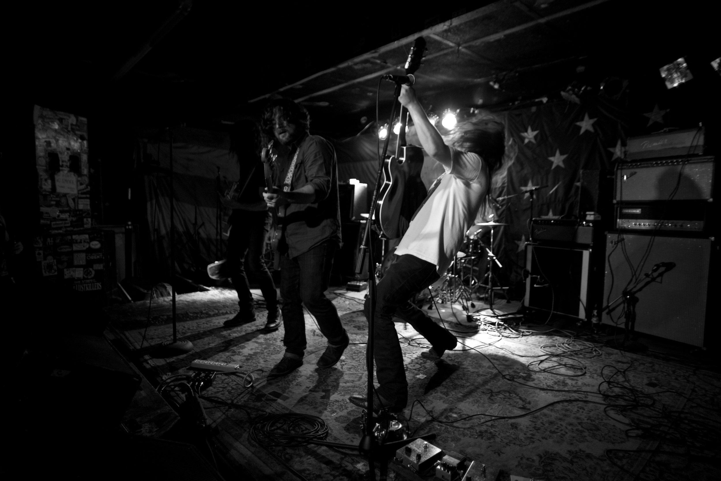 Black Willis. The Nick. Birmingham, AL. 2016.