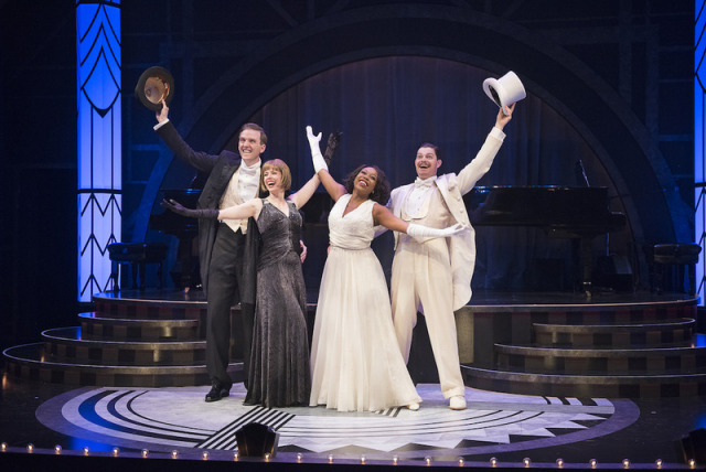 Puttin' on the Ritz - The Belfry Theatre - Victoria, BCApril 2016Director: Glynis Leyshon - Music Director: Nico CaseChoreographer: Jessica HickmanTimes Colonist - 4.5 star review