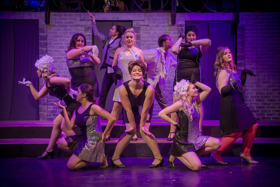 Sweet Charity - Canadian College of Performing Arts - Victoria, BCFebruary 2019Director: Barbara TomasicMusic Director: Brad L'ÉcuyerChoreographer: Jessica HickmanTimes Colonist ReviewCCPA Spotlight Article