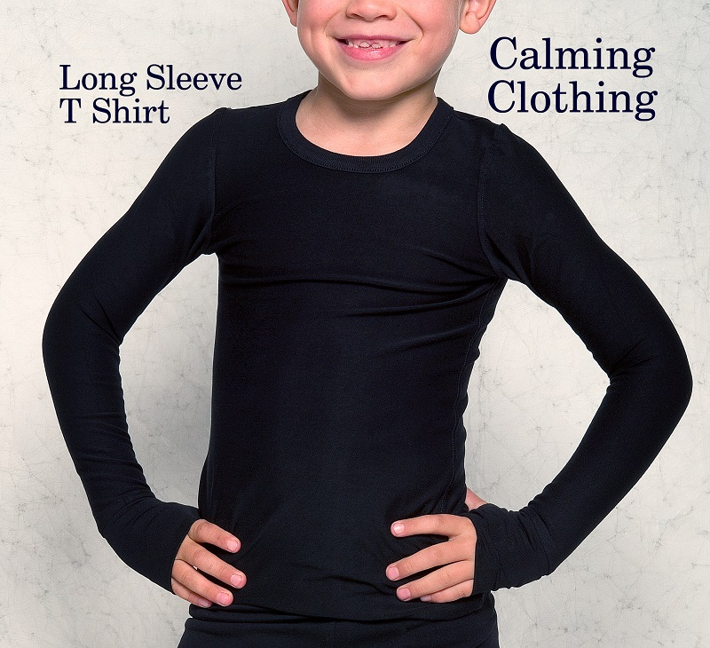 Calming Clothing can help    Learn more