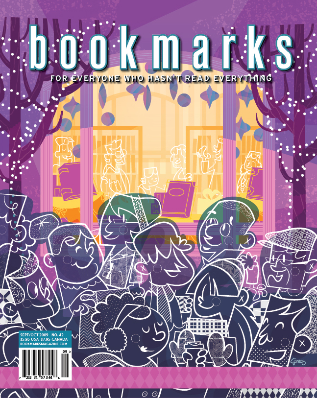 Bookmarks Holiday Cover